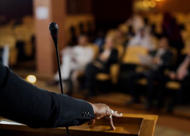 Referentenpräsentation internationale konferenzpartnerschaft