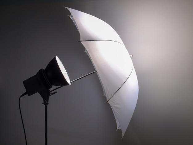 Regenschirmlicht