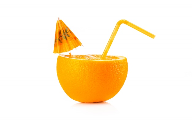 Reife orange