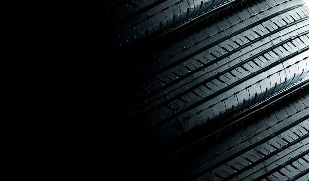 Reifen hautnah