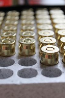 Reihe von kugeln