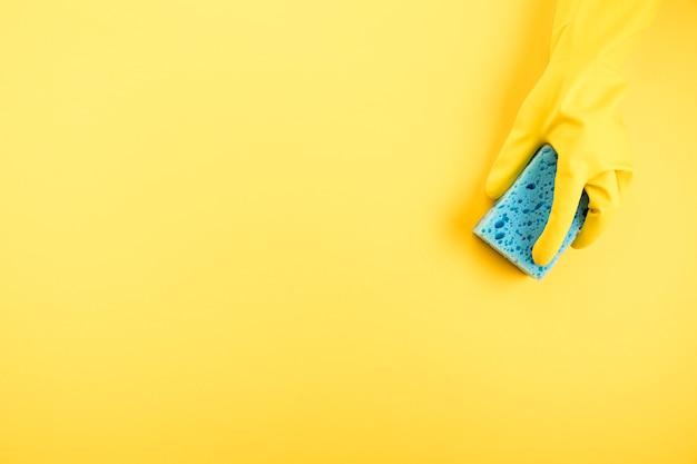 Reinigungskonzept flach legen zusammensetzung