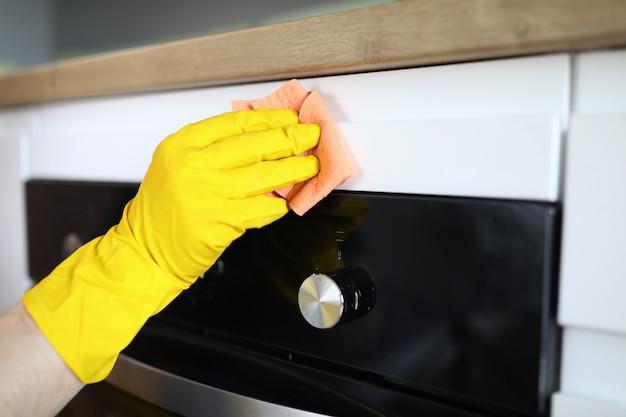 Reinigungsmittel für unreine oberfläche