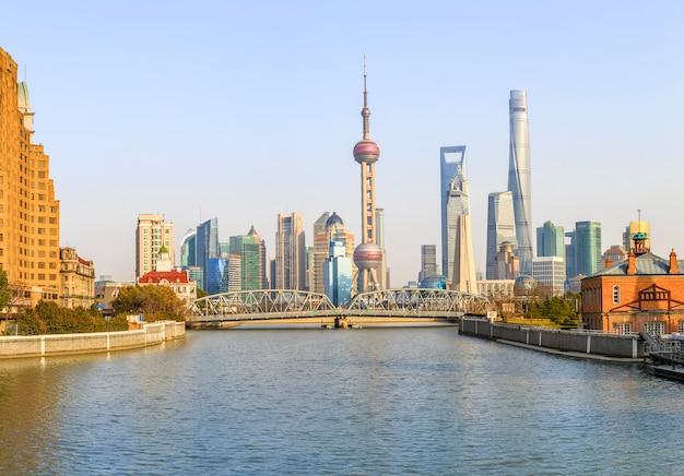 Reise pearl geschäftsszene parks chinesisch