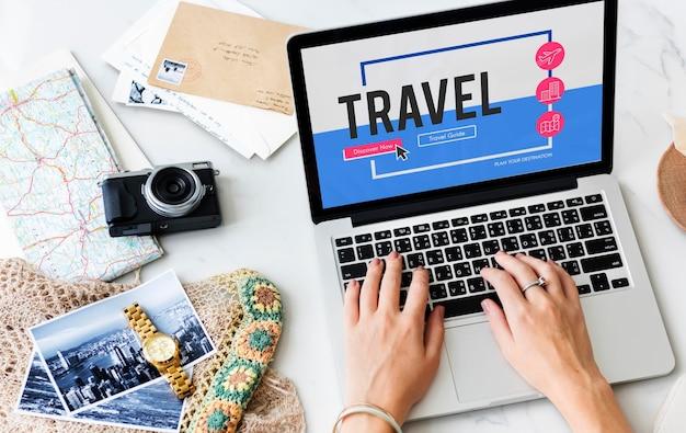 Reise reise urlaub urlaubsreise tourismus