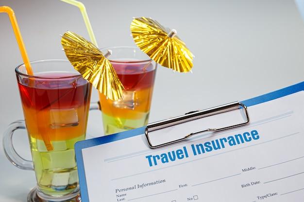 Reise- und unfallversicherung