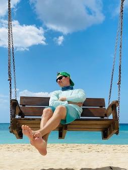 Reiselebensstil in der sommersaison