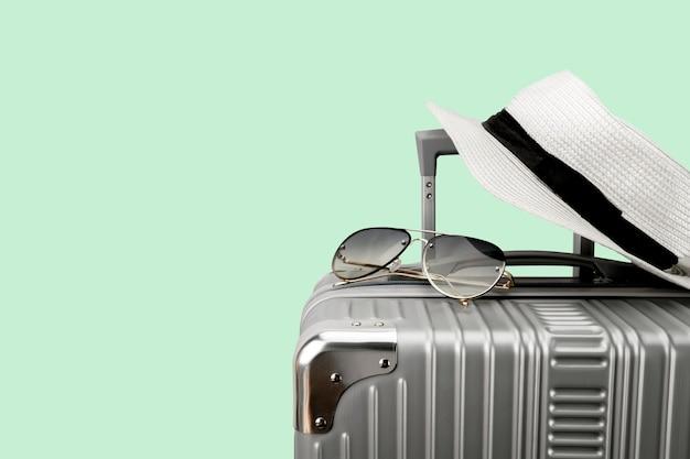 Reisetasche mit zubehör