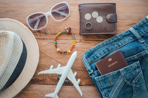 Reisezubehör kostüm die kosten für reisekarten für die reise vorbereitet