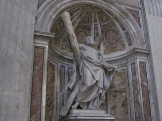 Religiöse statue religion