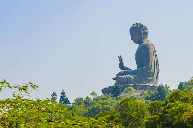 Religion kong kopf hong tempel