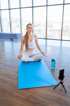 Remote fitness training kurse