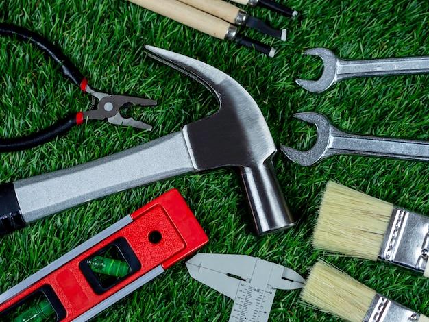 Renovierung von häusern