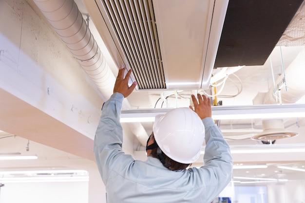 Reparaturwerkstatt für klimaanlagen
