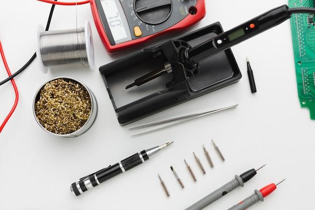 Reparaturwerkzeug für nahaufnahmen