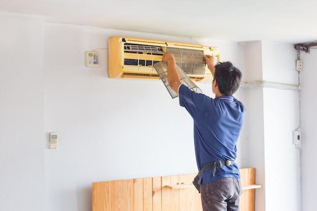 Repiar klimaanlage