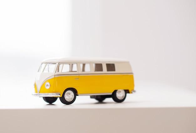 Retro altes spielzeugauto