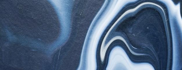 Retro-branding und künstlerisches konzept abstrakter vintage-marmor-textur-hintergrund steinmarmor-flatlay-oberflächenmaterial und moderne surrealismus-kunst für luxusurlaubsmarken-flachbanner-design