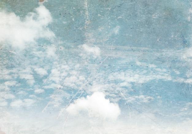 Retro himmel