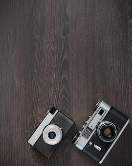 Retro kamera hintergrund