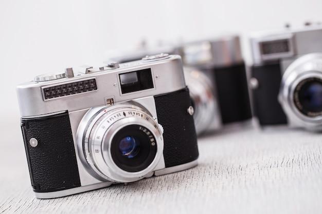 Retro kameras
