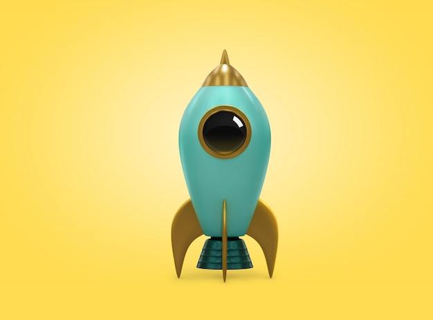 Retro-rakete vor