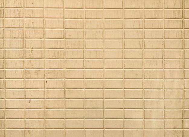 Retro-sepia-backsteinmauerhintergrund für architektonische außengebäude