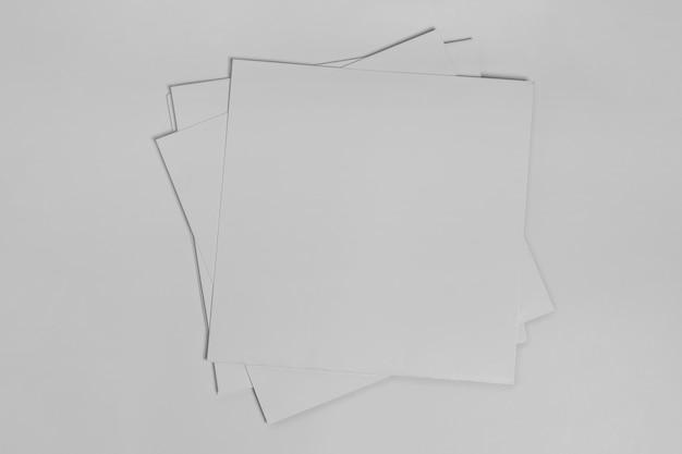 Retro vinyl disc konzept mit kopierraum