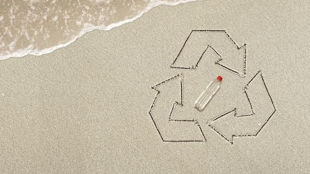 Rette den strand, rette das meer, rette die erde