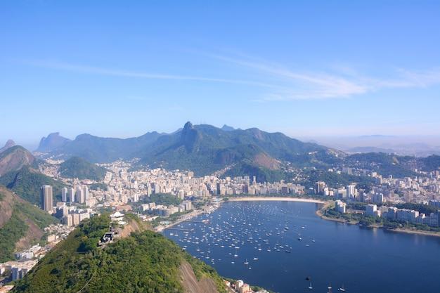 Rio de janeiro ansicht.