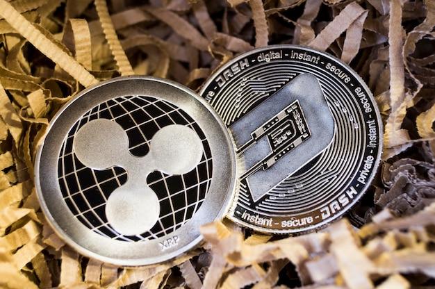 Ripple ist eine moderne art des austauschs und dieser kryptowährung