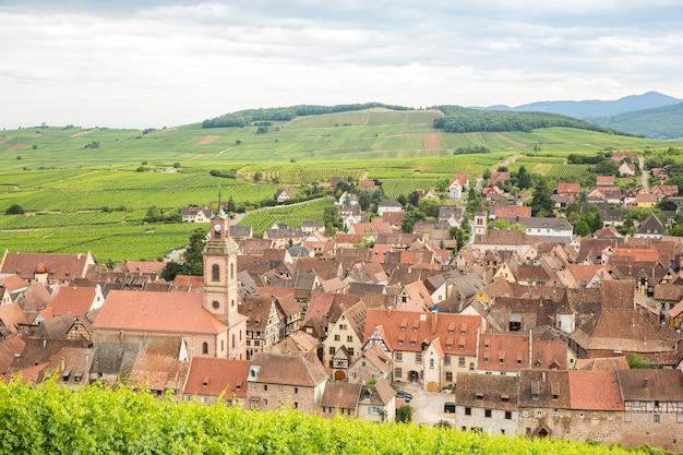 Riquewihr elsass frankreich