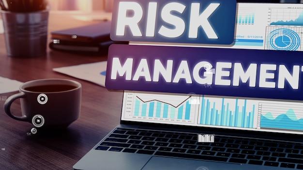 Risikomanagement und -bewertung für die geschäftskonzeption