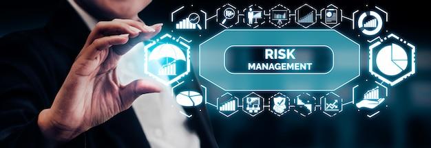 Risikomanagement und bewertung für unternehmen