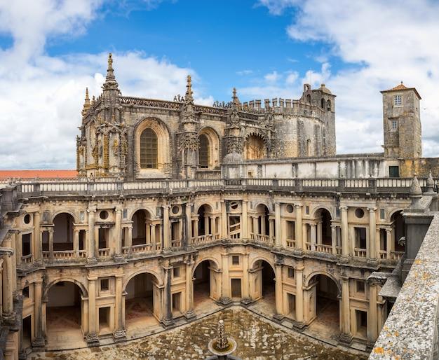 Ritter der templerklöster von christus tomar portugal
