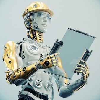 Roboter erstaunlichen stil