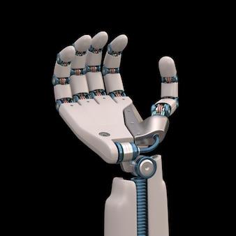 Roboter halten