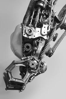 Roboterarm, maschinenteil