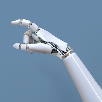 Roboterhand 3d, ki-technologie