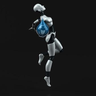 Roboterillustration