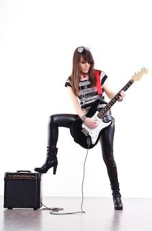 Rock-gitarrist