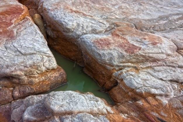 Rock n schmutzbeschaffenheit hdr