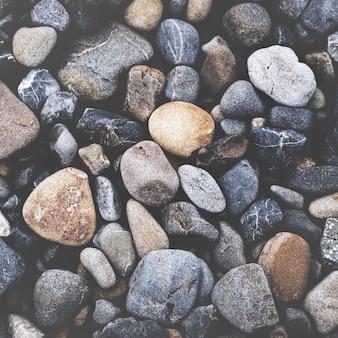 Rocks muster nahaufnahme über texturiert