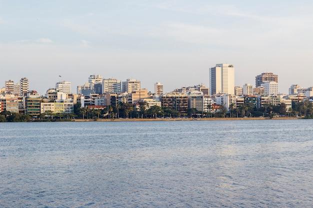 Rodrigo de freitas see rio de janeiro