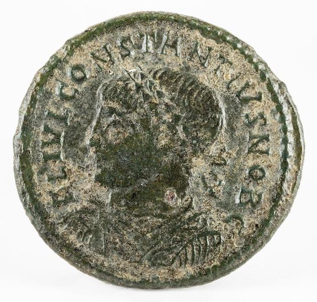 Römische münze von constantius ii