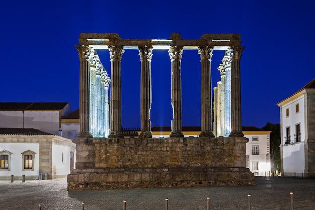 Römischer tempel, evora