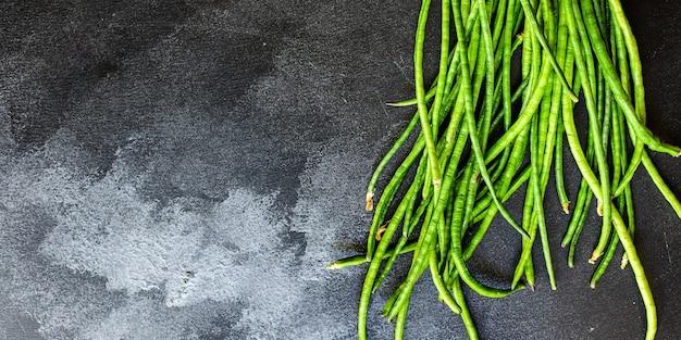 Rohbohnen hülsenfrüchte bio-futtermittel