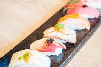 Rohes frisches Sushi