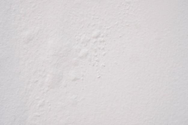 Rohes weißes betonmaueraußendesign der nahaufnahme für beschaffenheit und hintergrund.