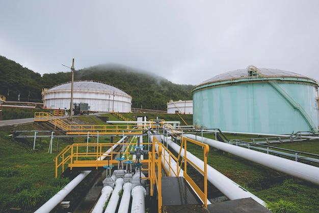 Rohrleitungsöl- und gasventile am tanköldrucksicherheitsventil selektiv